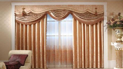 不管多脏多厚的窗帘,教你不用拆,几分钟洗得干干净净,厉害又实用