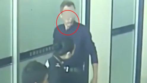 男子第一次坐飞机嘴含打火机过安检 被抓时强词夺理:我是牙掉了