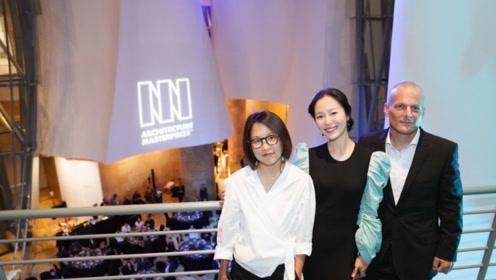 现场获奖者为江一燕发声:建筑设计是team work