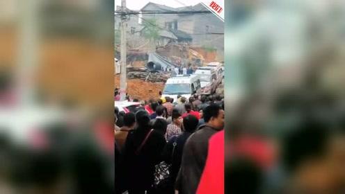 贵州一在建农贸市场发生堡坎垮塌事故 5名施工人员死亡