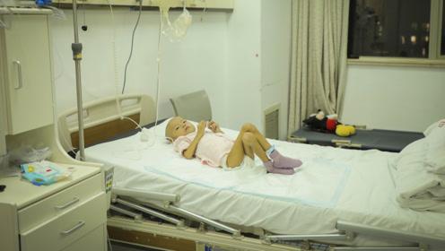 安徽4岁女童被禁食60多天,骨瘦如柴不忍直视,哀求给口饭吃