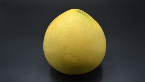 挑选柚子有诀窍,记住这3个步骤,轻松挑到好吃的柚子,涨知识了