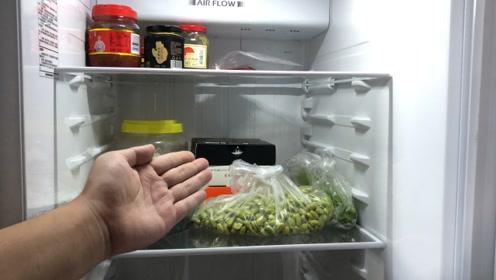 冰箱脏了,用水擦就错了,用一个方法,所有污渍全去除,立马试试