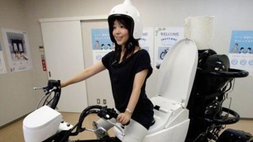 """日本人脑洞大开,发明的这些""""黑科技"""",让人不得不服!"""