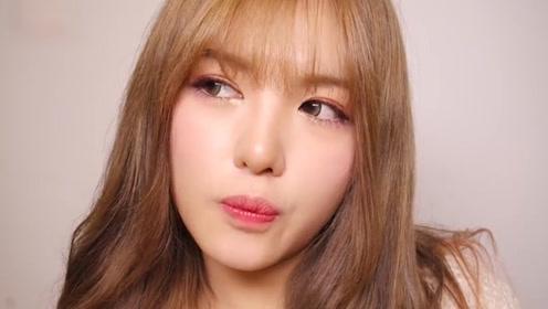 超水润的韩式日常妆,让你立马韩范十足