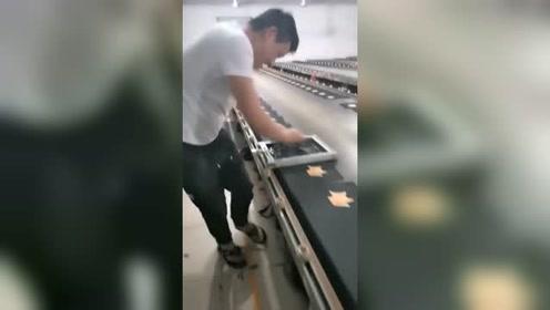 厂里最努力的员工