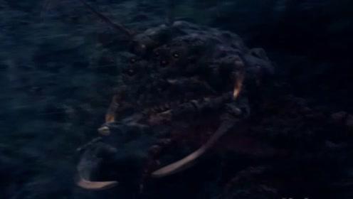 变异蜈蚣侵占荒岛围堵人类