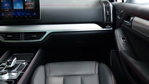 中型SUV新标杆,4.5秒破百,油耗才1.6升,还看啥汉兰达