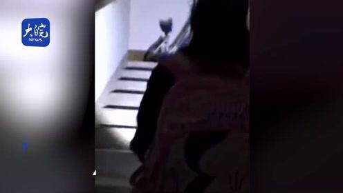 电梯坏了没人修坑苦住户 八旬老人一周只敢下楼2次