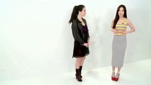 时尚高跟鞋穿搭 女孩轻松变女神