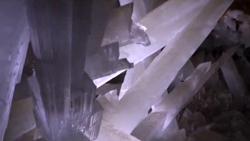 最迷人也最危险:地下的水晶宫殿,每滴水中蕴含无数病毒!