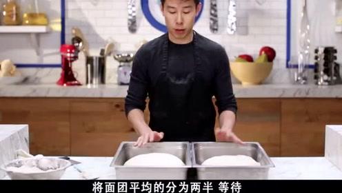 如何制作二十磅的巨无霸烤奶酪?国外小伙亲自尝试,一起来见识下