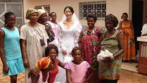 中国女孩远嫁非洲大陆,3年竟生12个孩子,网友:这是开挂了!