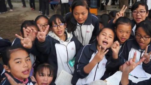 女孩患病后剩一只眼,如今成了支教老师,用自信和乐观帮助更多人!