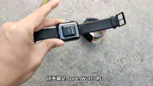 小米手表开箱:独立蓝牙Wifi 支持esim卡NFC支付
