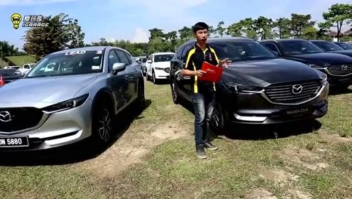 马来西亚试驾全新马自达CX-8