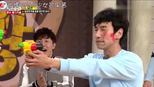 论倒霉李光洙不能没有姓名,这是什么连科学都抵挡不了的烂运气!