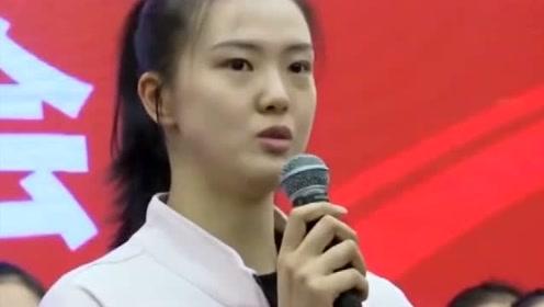 郎导上任后每年挖掘一位人才,13年朱婷,15年张常宁,19年会是谁呢?