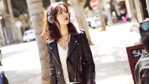 杨紫觉得太胖不想穿皮衣皮裤,被导演强制要求美的让人无法直视