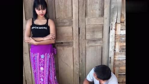 中国大哥找了个缅甸美女,新婚不久就被嫌弃,大哥也是一脸的无奈