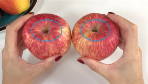 """牢记苹果上的一个""""小机关"""",甜不甜立马知道,方法真棒"""