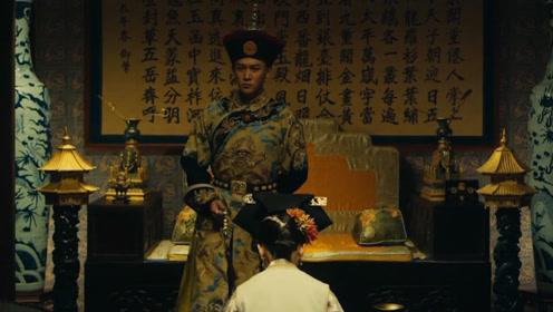 皇上为了自己的江山,竟棒打鸳鸯,不让自己的弟弟得到幸福,真狠