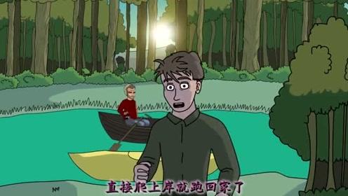 男子河边钓鱼遇陌生男子,不料却被吓出精神病,到底发生了什么?