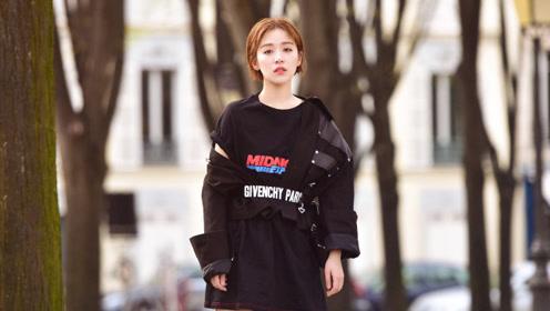 阚清子被刘涛淘汰,没有想到但不意外,网友赞其心态超好,辣条女王
