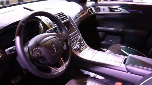 看上去就是有钱人的车,售价并不贵,车长4925mm真气派