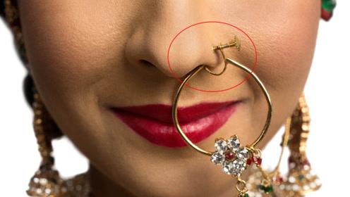 去印度旅游,见到戴鼻环的女人千万不要搭讪,否则后悔都来不及了