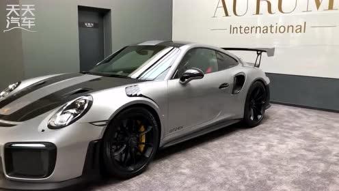 感受2K 60FPS 保时捷911 GT2 RS