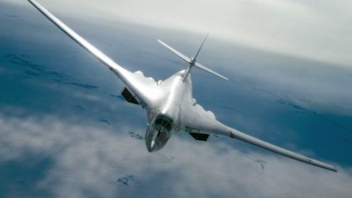 图160战略轰炸机何德何能,连五代隐身战斗机都追不上它