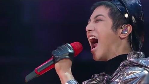 华晨宇最火的一首歌,现场高音一吼,果然秒杀所有网红!