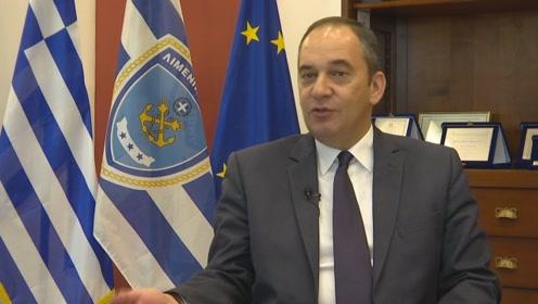 希海运与岛屿政策部长点赞比港6亿欧元总体规划