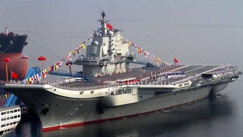 """搞笑!印度想模仿中国舰载小车?数年后航母上出现""""拖拉机"""""""