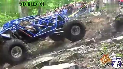 极限越野事故视频集合