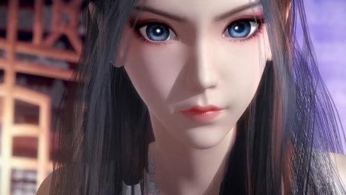 《天行九歌X焰灵姬》喜欢玩火的美人,也会偷偷的落泪