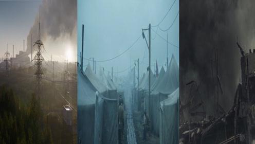 《切尔诺贝利》历史长河中铭记,成不磨灭的伤痕!
