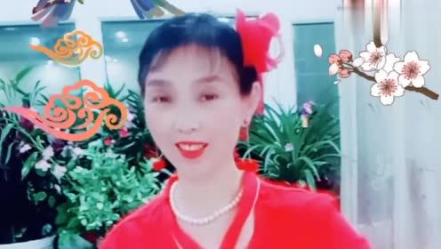 女歌手唱段《戏凤》,太好听了