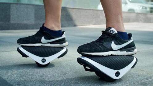最新代步工具诞生,只要踩上就能跑,速度惊人,颠覆了传统!