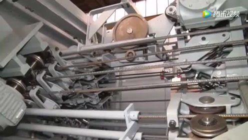 钢筋捆扎这么繁琐的活都能自动化,这台设备太霸气了!