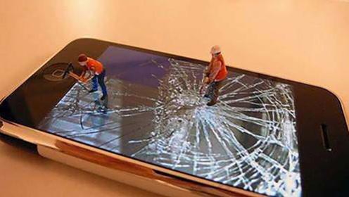 可以自己愈合的玻璃,手机以后不用修,屏幕再也不怕摔了