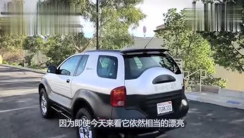 """72万""""天外来客""""SUV!3.5V6发动机,不输牧马人"""