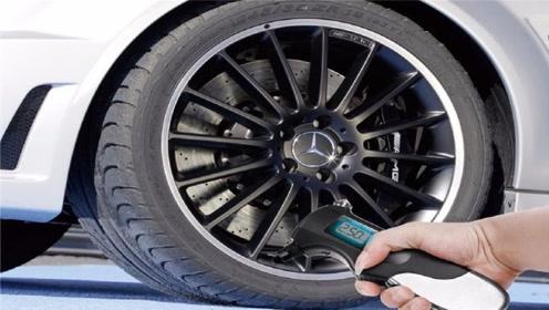 天气变冷胎压下降,轮胎要补气吗?其实要分情况应对,这才是正确做法