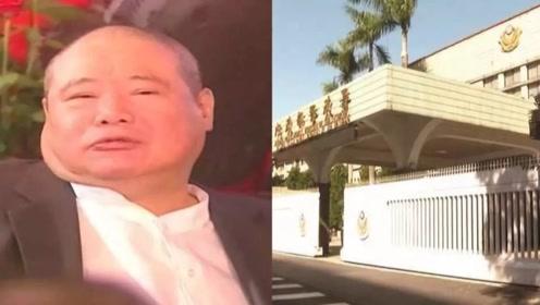 """台湾""""竹联""""帮主寿宴地点选在警局对面 台媒:预计警方难以接受"""