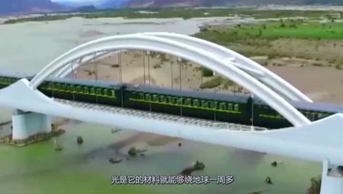 中国又一秘密工程,光材料就能绕地球一圈,真的想都不敢想!