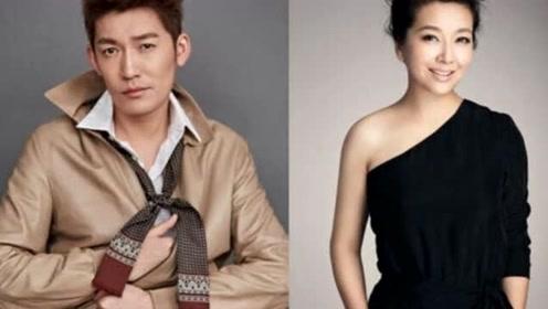 51岁江珊再嫁36岁丈夫,比靳东还帅,很和女儿心意