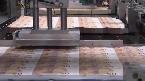 看完美元的生产过程,才知道美元价值高的原因,原材料都不便宜
