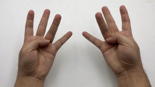 2分钟手指操,每天坚持5个手部动作,养身又健脑,提高大脑反应力