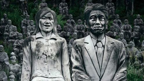 """富豪花60亿打造的雕像公园,现代版""""兵马俑""""?太诡异被遗弃"""